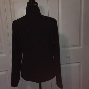 Victoria's Secret Jackets & Coats - Victoria's Secret Sport zip up black jacket  Large